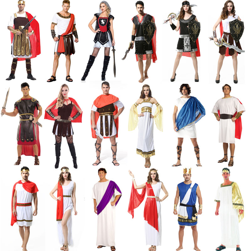 Buy Roman warrior costume adult halloween costume cos ninja