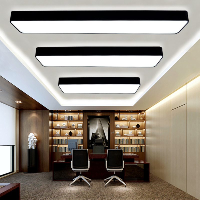 Buy rounded aluminum led office commercial lighting ceiling with buy rounded aluminum led office commercial lighting ceiling with modern rectangular office floor in cheap price on mibaba aloadofball Gallery