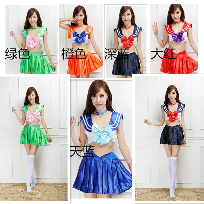 Buy Sailor Moon Cosplay Costume Cos Anime Clothes Cosplay Costumes