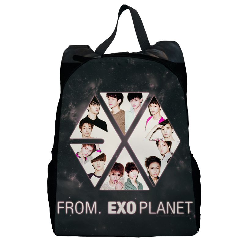 Buy School season new listing ACG101EXO back bag backpack custom exo shoulder  bag student computer bag in Cheap Price on m.alibaba.com aed73485c1ec0