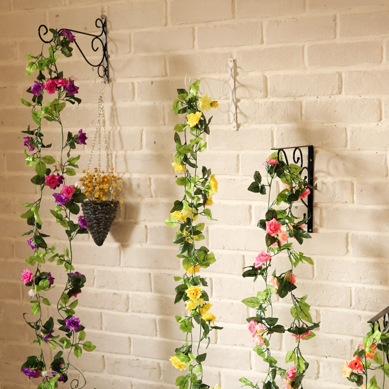 Buy Simulation Flower Vine Flower Decoration Flower Plastic ...