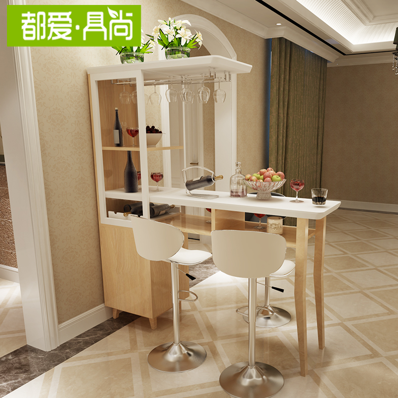 Buy Still Love A Small Household Bar Bar Bar Bar Tables Modern Minimalist  Decorative Wine Cabinet Partition Cabinet Assembly Bt112 In Cheap Price On  ...