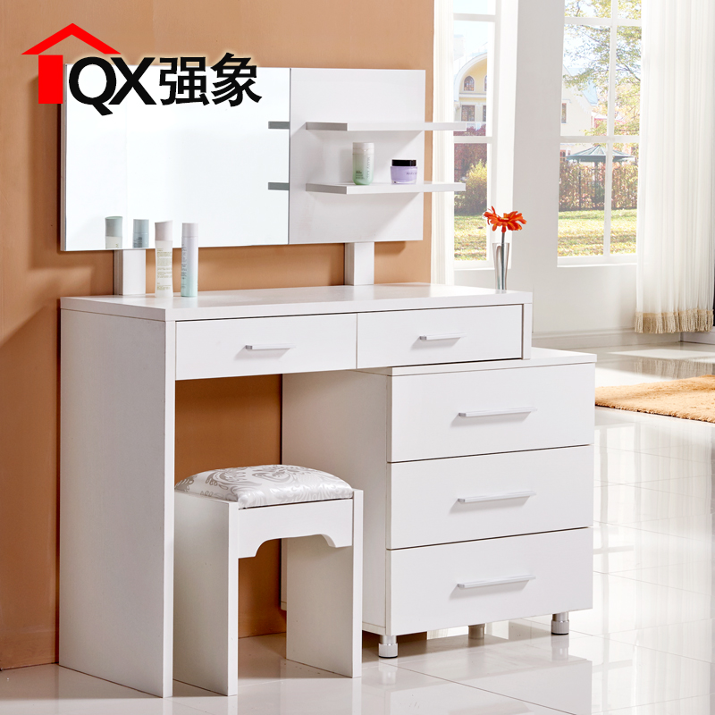 Strong Like Makeup Drawer Cabinet Modern Minimalist Dresser Bedroom Dressing Table Small Apartment Multifunction Embling H 80