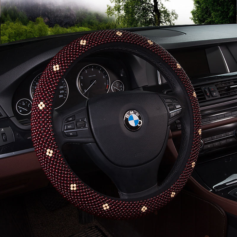 Car Dash Mounting Kits High-Grade Ice Beads Car Steering Wheel Set Car Electronics & Accessories