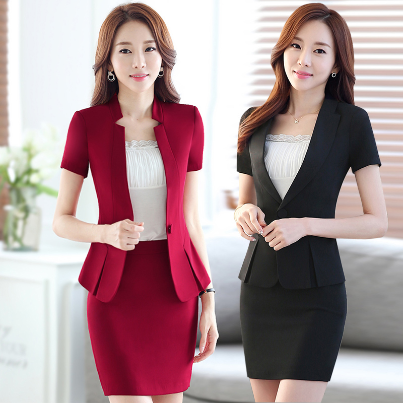 Buy Summer Wear Women 39 S Suits Korean Fashion Slim Small Suit