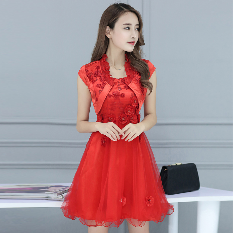 Buy Toast the bride dress long section 2016 new korean version of ...