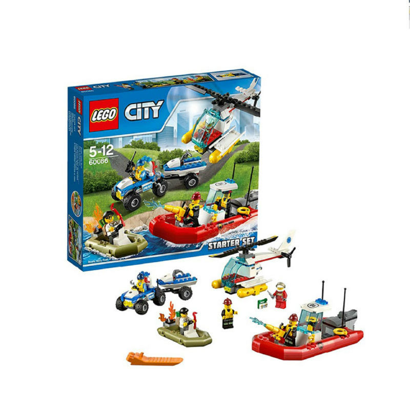 Buy Toys R Us Lego City Lego City Set Starter Kit 60086 City