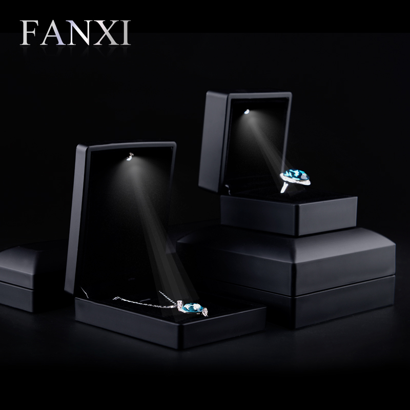 Buy Where The West Fanxi Led Creative Engagement Ring Box Ring Box