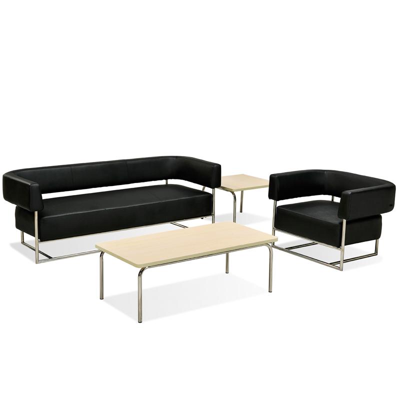 Buy Yiu0026aring; U2021upscale Business Office Reception Parlor Sofa ...