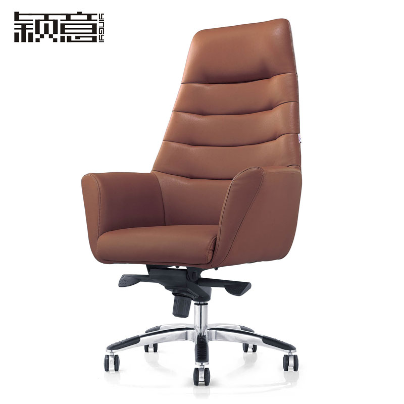Merveilleux Pro He Furniture Leather Chair Office Chair Swivel Leather Chair Boss Chair  Office Chairs Office Chair Modern Minimalist Fashion