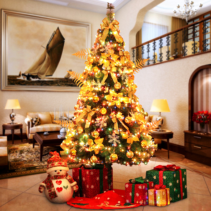buy 15 m mixed pine needles christmas tree package 18 m large tree decorations christmas tree package 21 m in cheap price on malibabacom - Large Christmas Tree Decorations