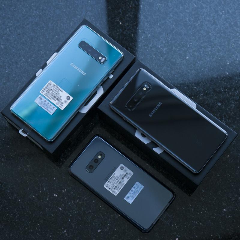 移动版手机 e G9730S10 SM S10 Galaxy 三星 Samsung 港版 S10 三星