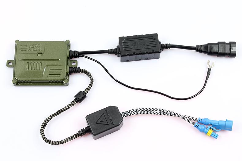石栏12V 24V  35W 38W 45W 55W 65W一秒快启 解码HID氙气灯安定器
