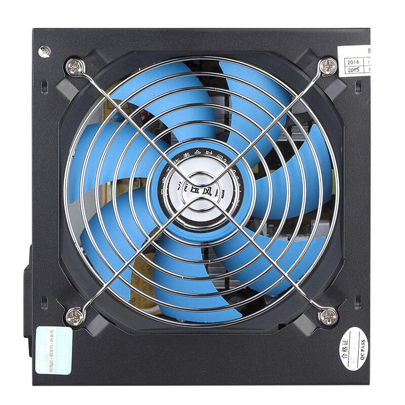 台式电脑静音电源 680GT 580 480 智能芯 500W 400W 300W 金河田额定