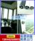 西安阳台窗户儿童安全防护栏窗铝合金可拆卸隐形防护网防护防盗网