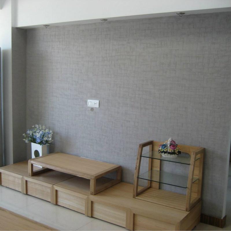 生生硅藻泥拟丝流星卧室背景墙中式田园欧式风格墙纸壁纸