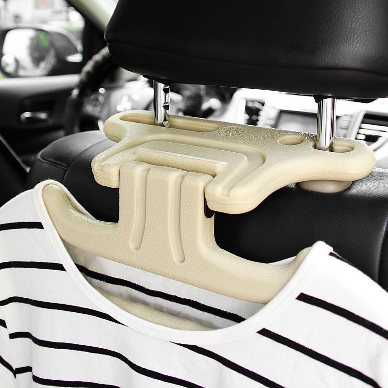 汽车车载实用多功能车内座椅后背拉手挂钩 安全扶手 车用衣架