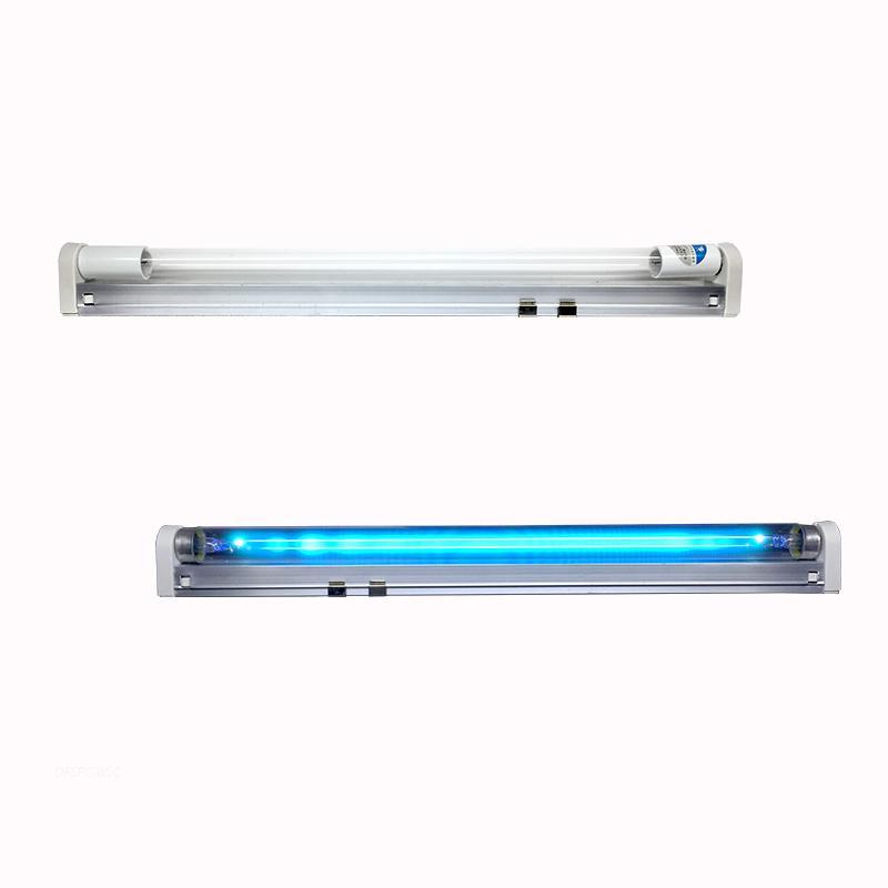 紫外线灯管T5 T8消毒灯管6W8W10W15W20W幼儿园工厂食品厂杀菌灯管