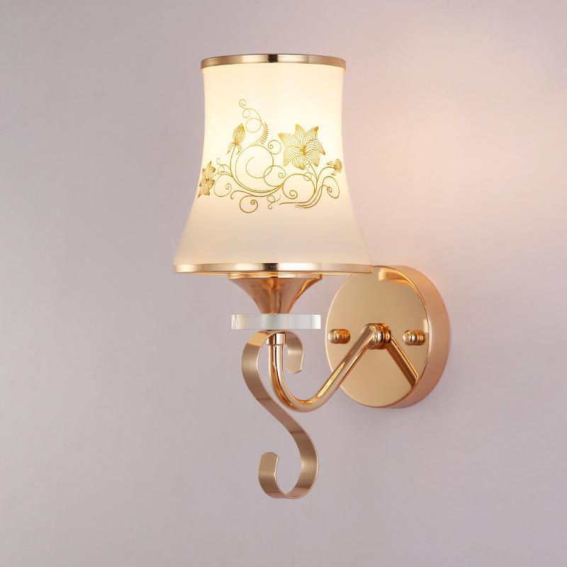 灯具卧室温馨床头壁灯