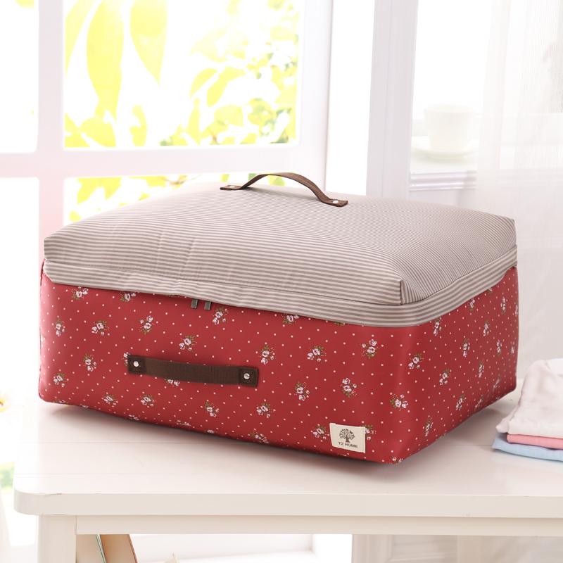 江南美居結婚被子收納袋裝棉被衣物整理箱牛津布打包行李家用防潮