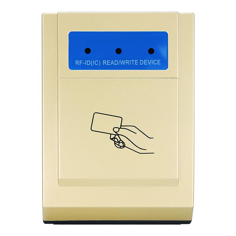id卡桌面发卡器ic卡门禁发行器HID卡读卡机USB免驱刷卡器会员系统