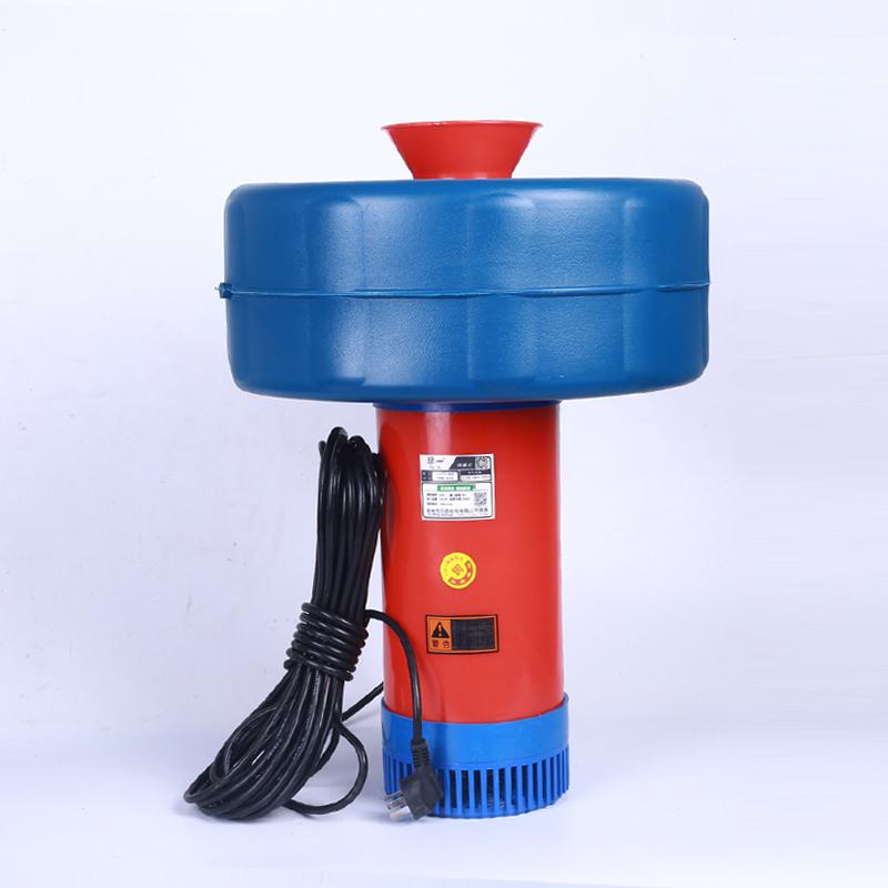 绿一鱼塘增氧机鱼塘养殖排灌鱼塘增氧机泵浮水泵池塘增氧机增氧泵