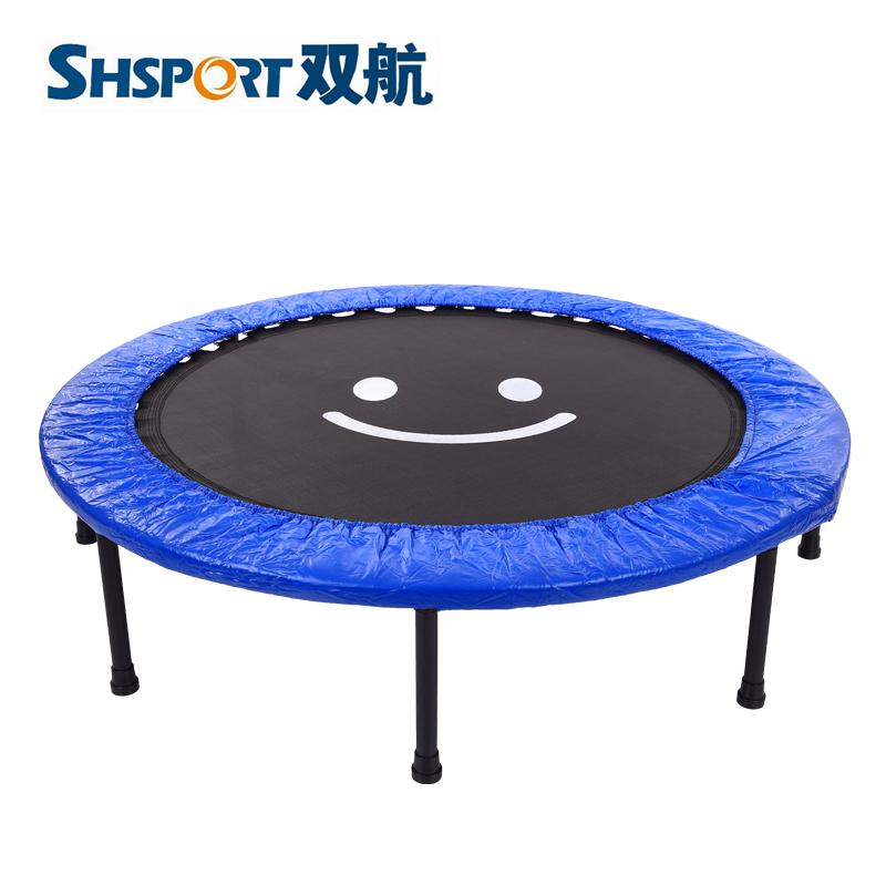 蹦蹦床兒童家用增高跳跳床成人室內可摺疊健身彈簧床彈跳床笨豬跳床