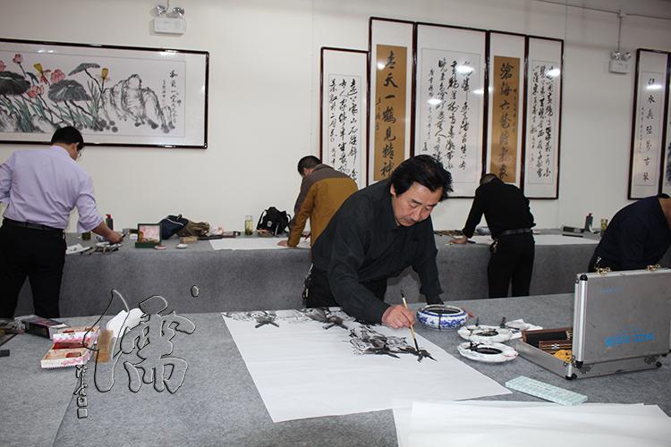 10元专拍 书房字画挂画 装饰画手写真迹办公室卷轴字画毛笔字定制