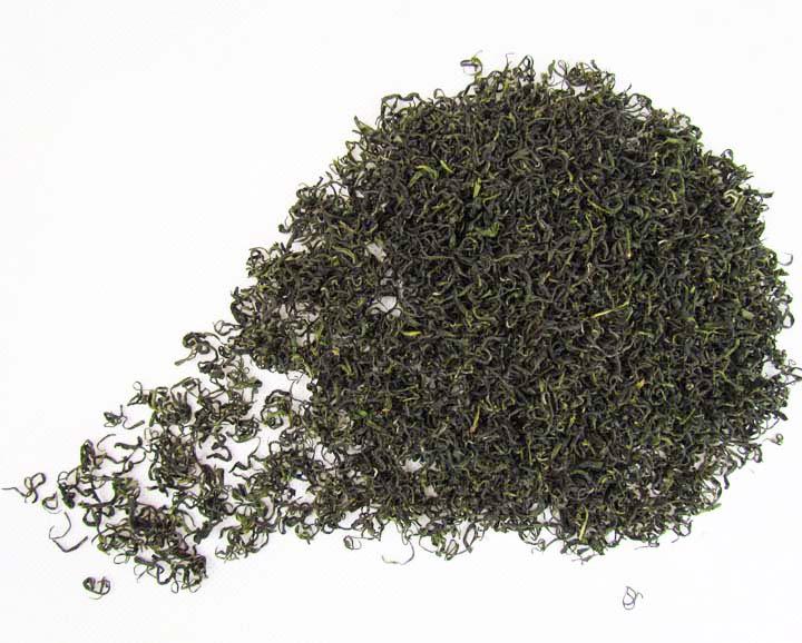 春茶正宗雨前手工炒制崂山茶崂茶农一斤青岛 年新茶 2018 崂山绿茶