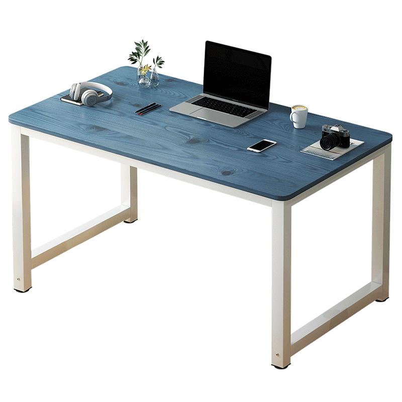 电脑桌台式书桌简约现代家用写字办公桌学生宿舍卧室小桌子单板桌