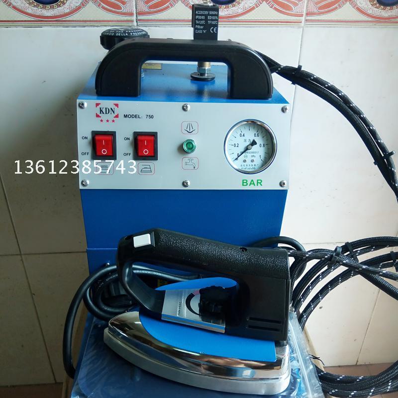 工業家用電熨斗電燙鬥鍋爐連燙鬥機 電加熱全蒸汽小鍋爐帶燙鬥機