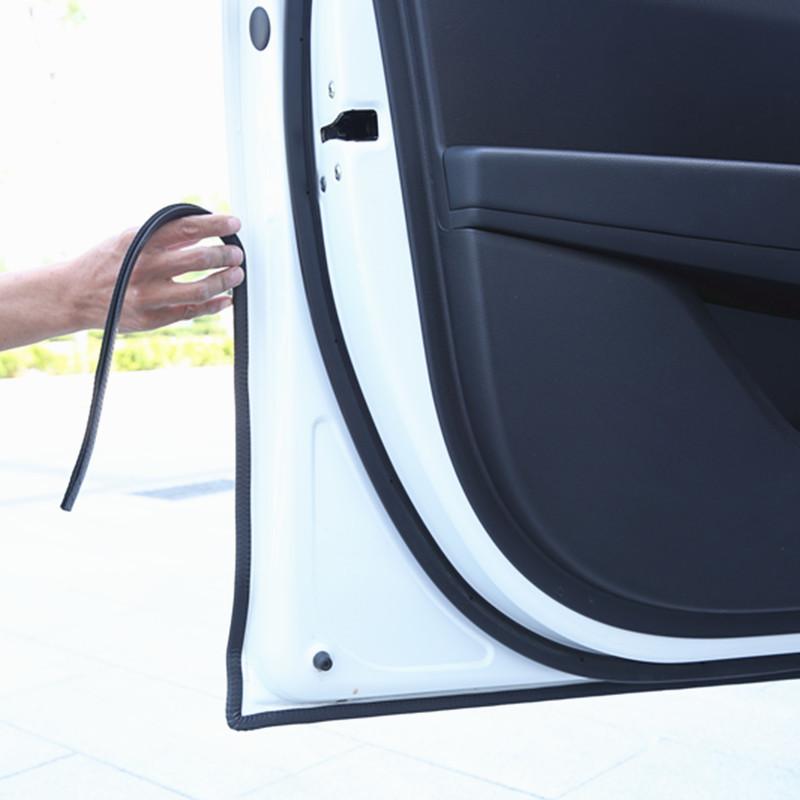汽车门防撞条隐形开门边防擦防刮蹭贴车身保护胶通用型装饰用品