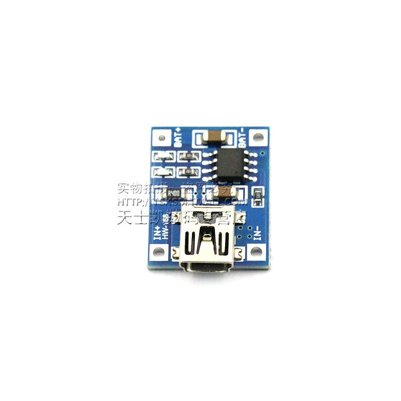 TP4056 1A锂电池 充电板 充电源模块 锂电池充