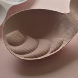 Sports underwear Siamese one-piece chest pad gathered thickened insert bra bra beautiful back replacement sponge cushion thin section