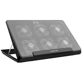 15.6-inch notebook ASUS radiator fan 17 Dell Computer game according to the present frame plate cooling rack bottom cushion