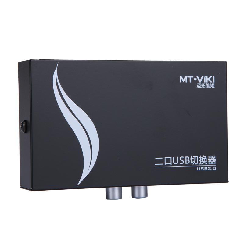 出 1 进 2 切换器 USB 口手动 2 打印机共享器 Cf 1A2B MT 迈拓维矩