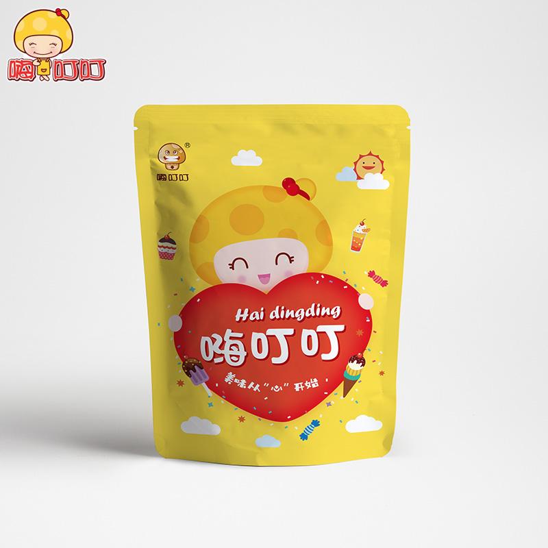 嗨叮叮双皮奶粉 免煮自制双皮奶原料 港式双皮奶甜品500g 商用型