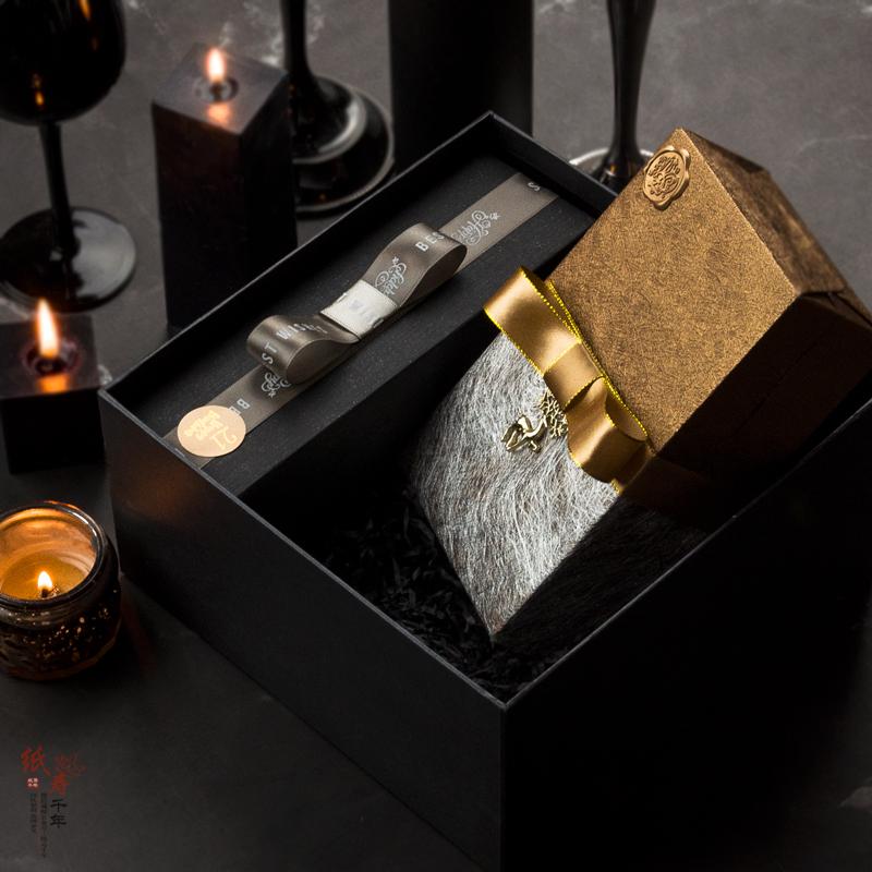 礼物包装纸商务礼品纸生日ins风礼盒材料纸情人节艺术特种珠光纸