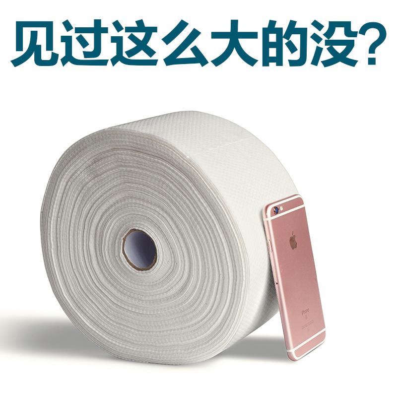 一次性纯棉洁面巾美容院用品面巾纸卸妆棉化妆棉洗珍珠大卷装