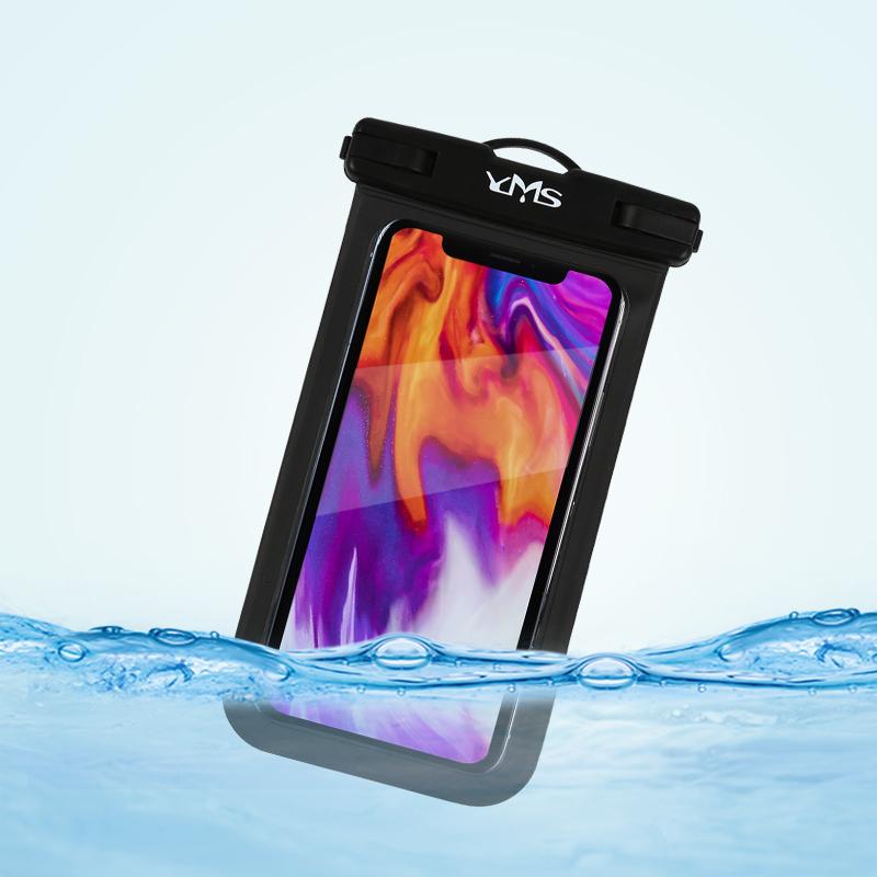 亦美珊防水手机袋小米苹果手机壳漂流温泉海边度假游泳装备用品