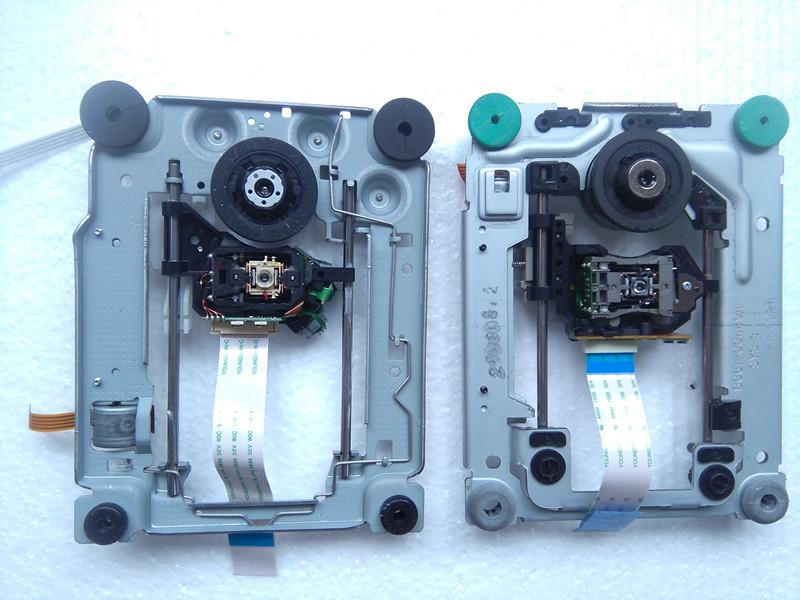 步进电机马达丝杆滑杆 光驱 滑台diy激光微型雕刻机机架2相4线