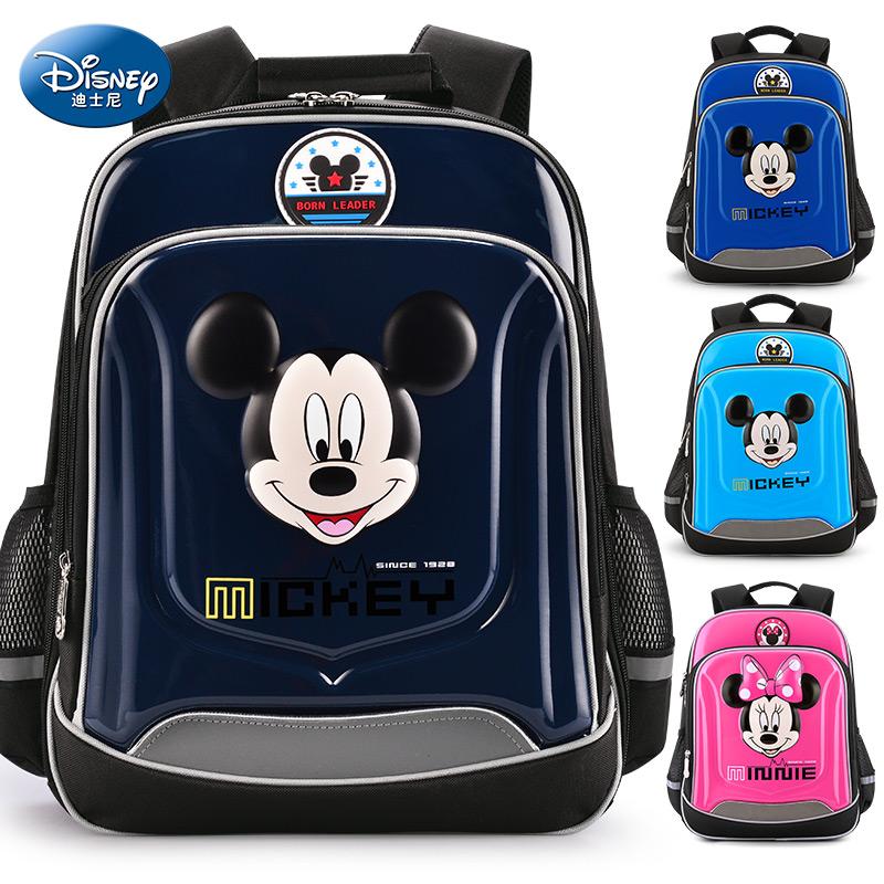 迪士尼米奇书包官网_迪士尼米奇小学生日式双肩包书包_热品库_性价比 省钱购