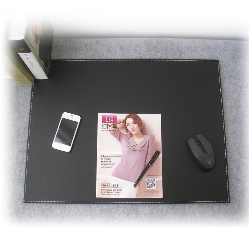 商务皮革平板垫 办公台垫 时尚桌垫鼠标垫会议垫文件垫书写板夹