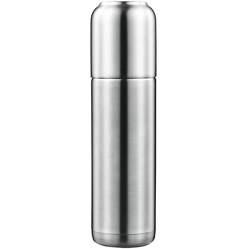 尚尼不锈钢保温杯送礼品保温瓶办公室户外男女士车载便携水杯水壶