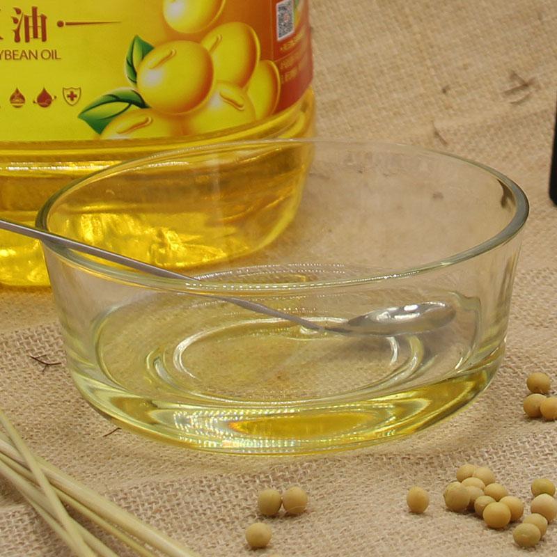 色拉油食用油东北豆油黑龙江九三非转基因一级 大豆油 桶装5l包邮