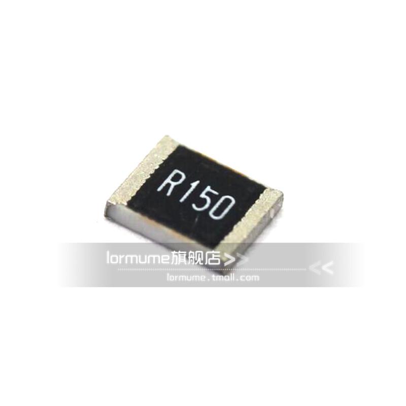 WSL1206R0200FEB18 Current Sense Resistors Pack of 100 SMD 1//2watt .02ohms 1/%