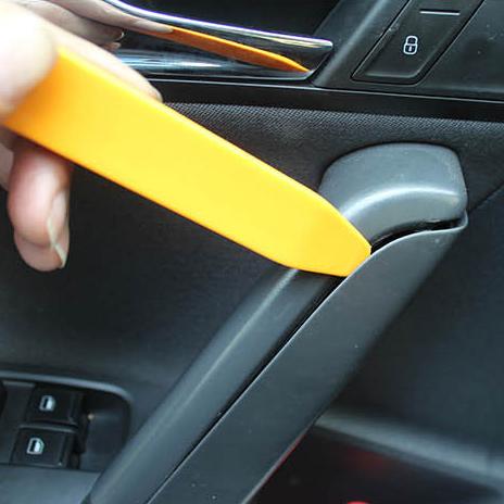 汽车行车记录仪安装工具 内饰翘板走线拆车撬棒撬板拆卸装饰改装