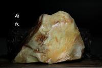天然内蒙古巴林鸡血石 粉冻黄花冻鸡血原石 摆件雕刻料章料篆刻料 (¥1750(券后))