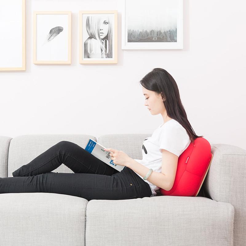 韩国JOODESIGN迷你床上桌沙发靠垫抱枕膝上桌笔记本电脑懒人小桌