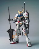 Spot Bandai MG 1/100 Barbatos Gundam 4th Form Iron Orphan Assembling Model